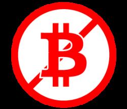 bitcoin-ban