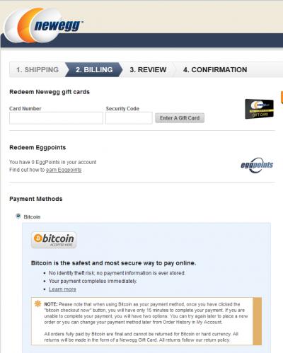 newegg-accepts-bitcoin