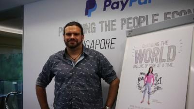 Джон Ланн, директор сети разработчиков PayPal