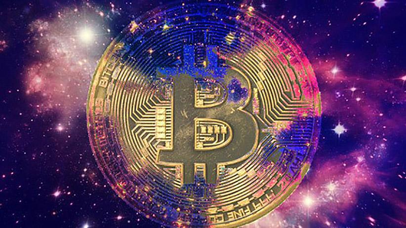 Картинки по запросу биткоин и космос фото
