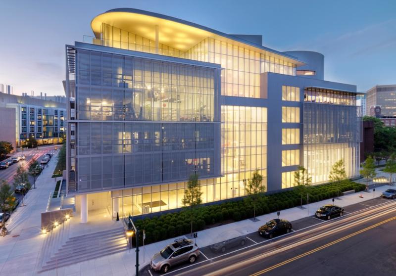 Здание MIT Media Lab