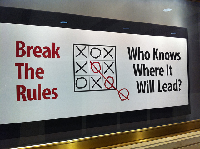 Break-the-rules