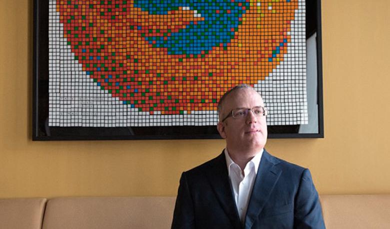 Брендан Эйх, CEO Brave