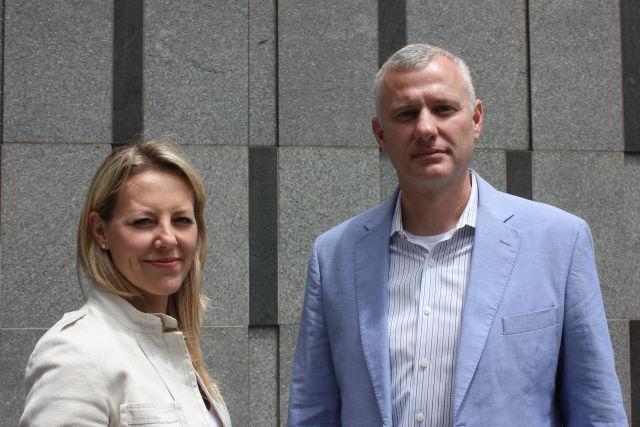 Кэтрин Хон (слева), и Вильгельм Френтцен - помощники прокурора города Сан-Франциско.