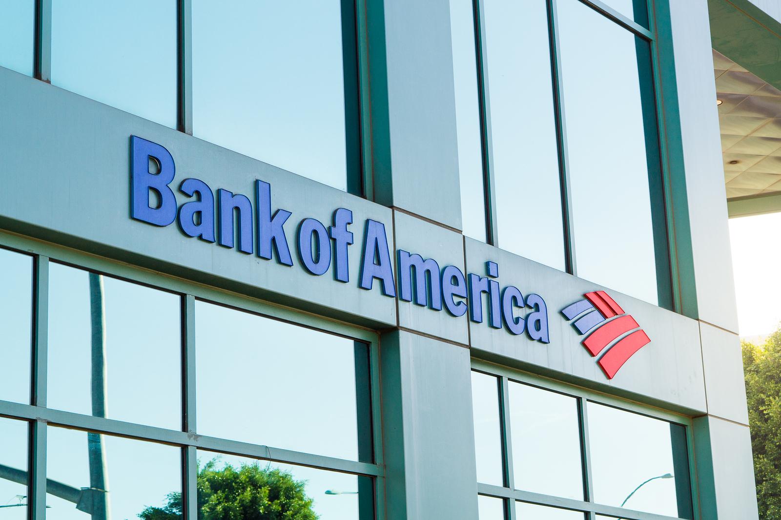 Bank of America может заняться обменом криптовалют