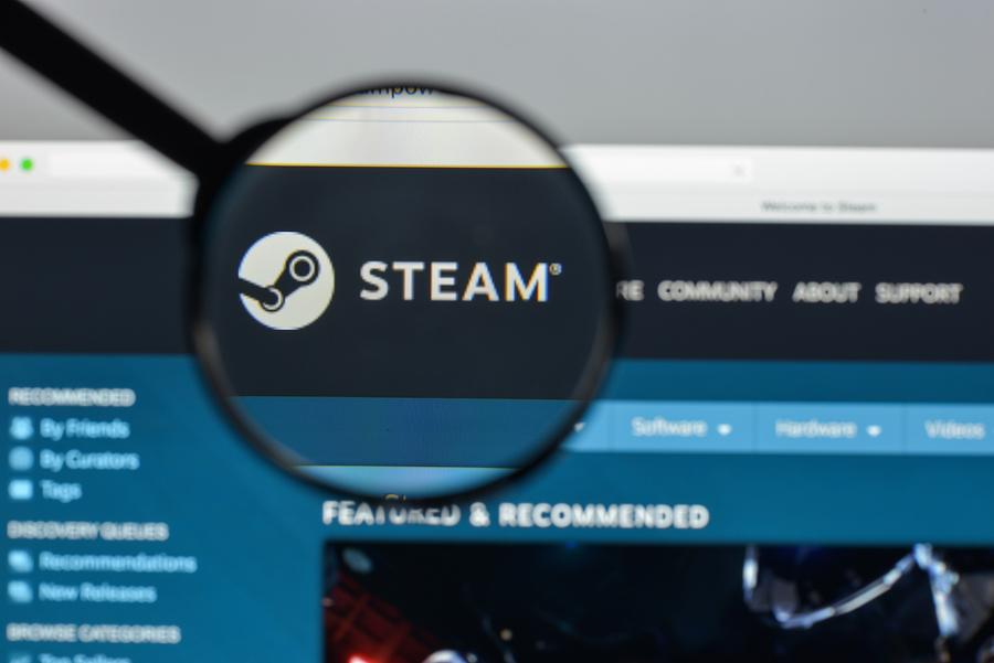 Steam больше непринимает биткоины вкачестве средства оплаты заигры
