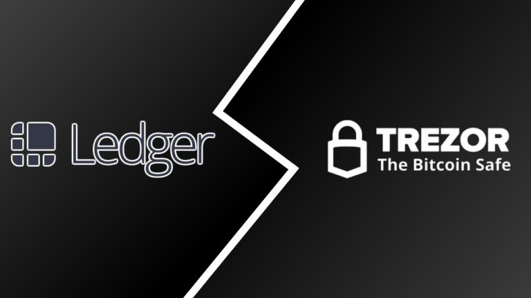 Hardware-Wallets-Ledger-vs-Trezor-768x432