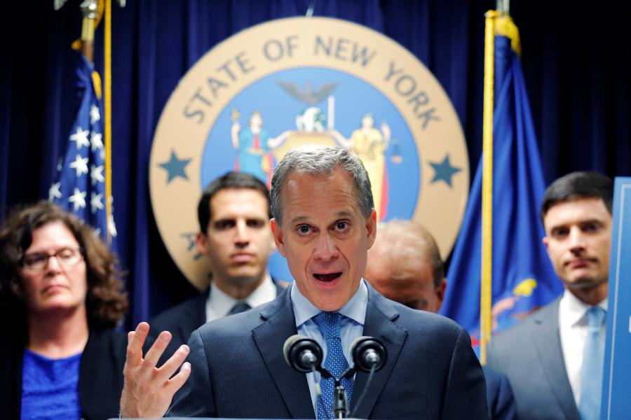 Генеральный прокурор Нью-Йорка разослал запросы 13 криптобиржам