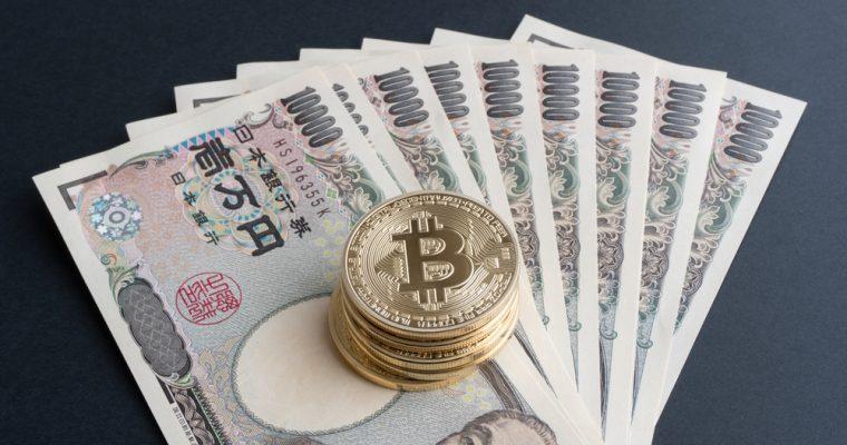 Japan yen bitcoin