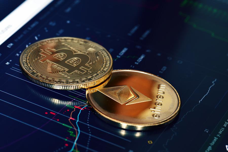 Анализ цены на Bitcoin/Ethereum: Укрепление нисходящего тренда