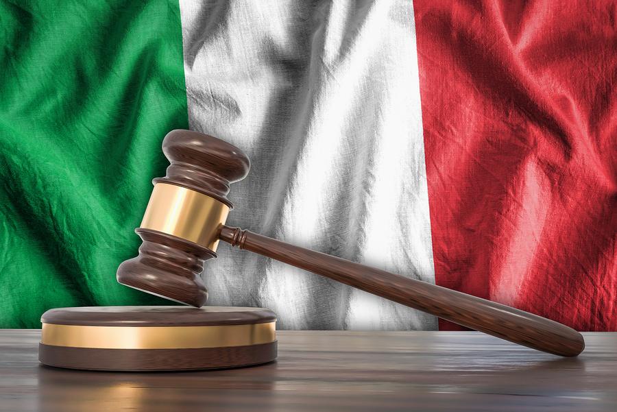 Италия, закон, биткоины
