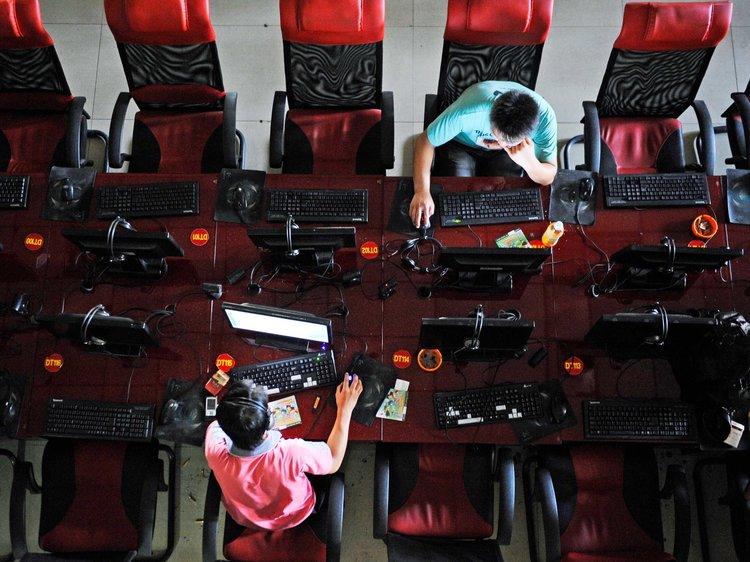 Siacoin Китай хакеры