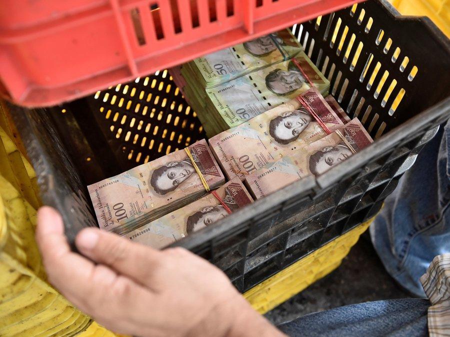 Как венесуэльцы используют биткоин в повседневной жизни