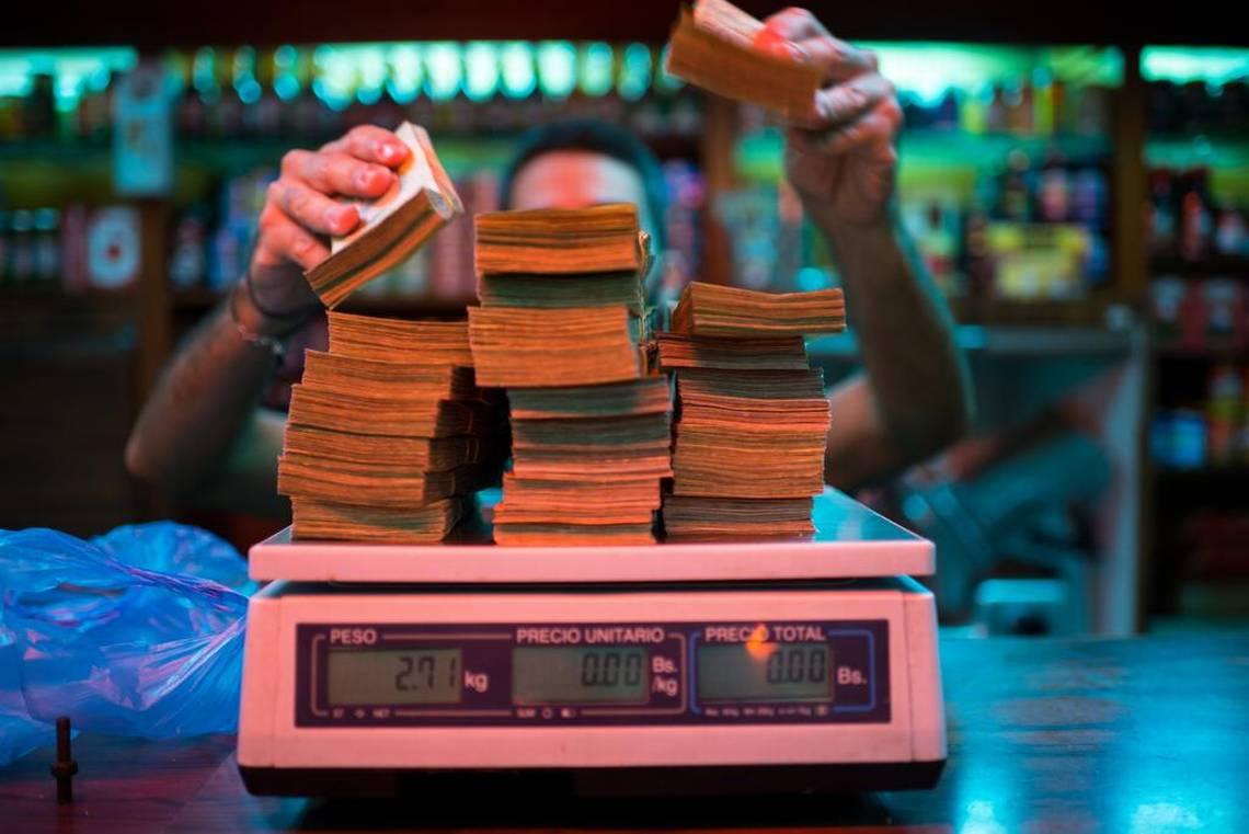 Венесуэла, инфляция, девальвация