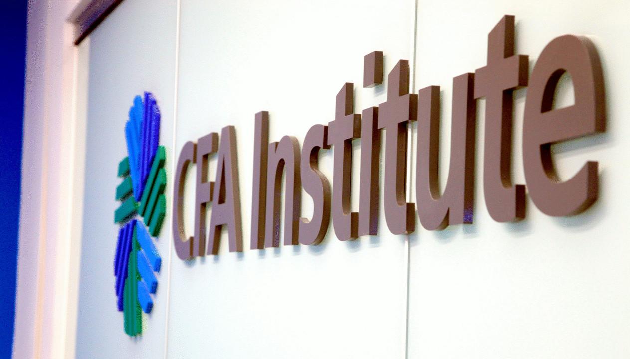 CFA Institute криптовалюты блокчейн