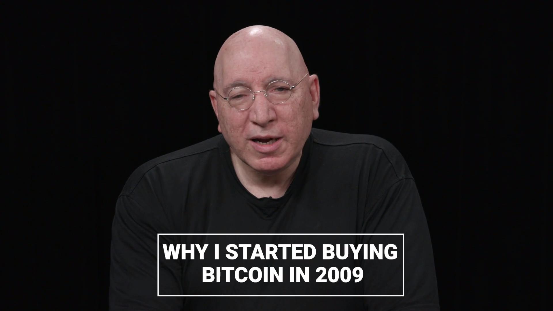 Джеффри Верник: Я инвестировал в биткоин в 2009 году