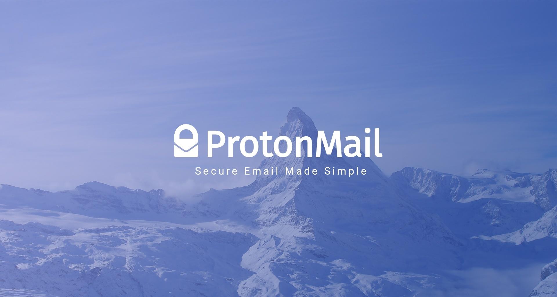 ProtonMail ProtonCoin ICO