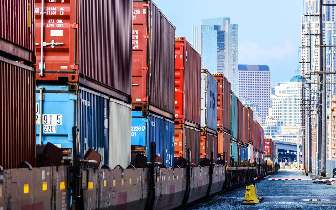 TradeLens платформа блокчейна IBM Maersk