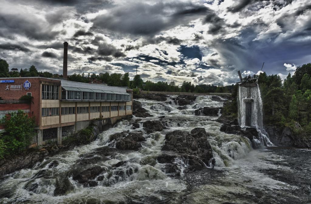 Норвегия майнинг угрозы