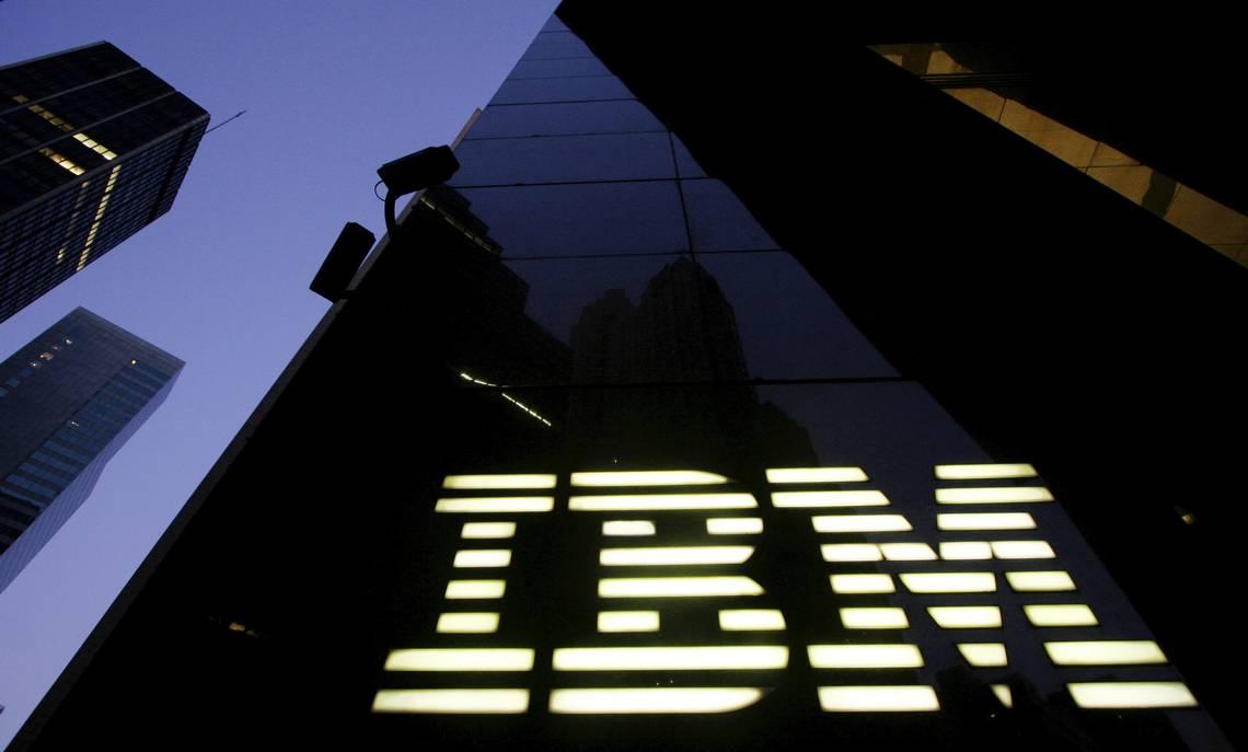 IBM патент блокчейн