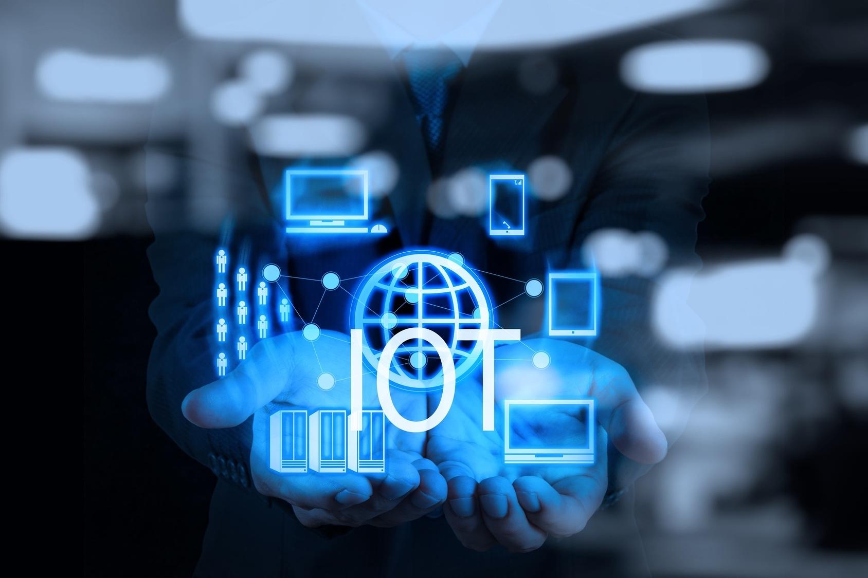 IoT блокчейн недостающее звено