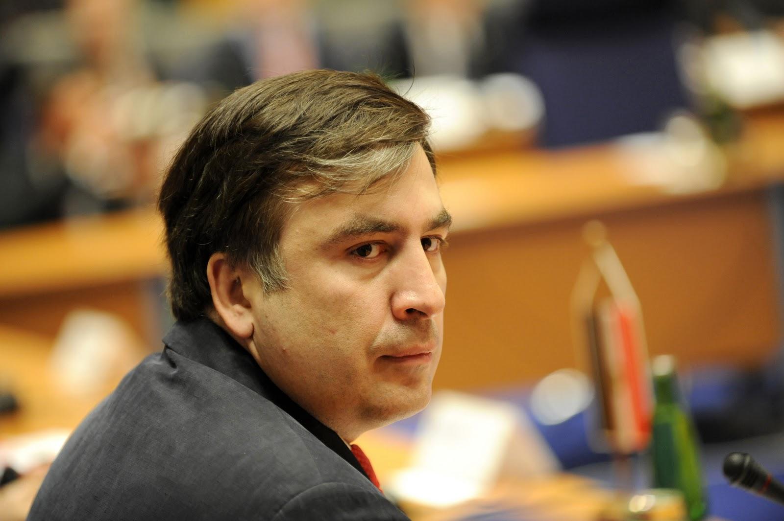 Михаил Саакашвили Finolog 2.0 представитель