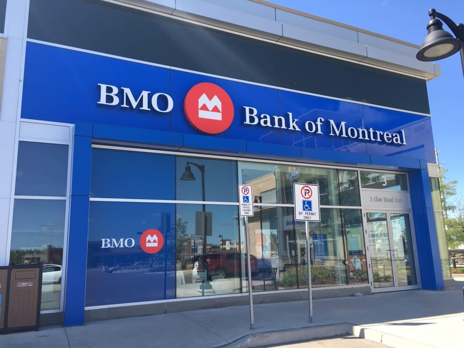 Кандада Банк Монреаля блокчйен