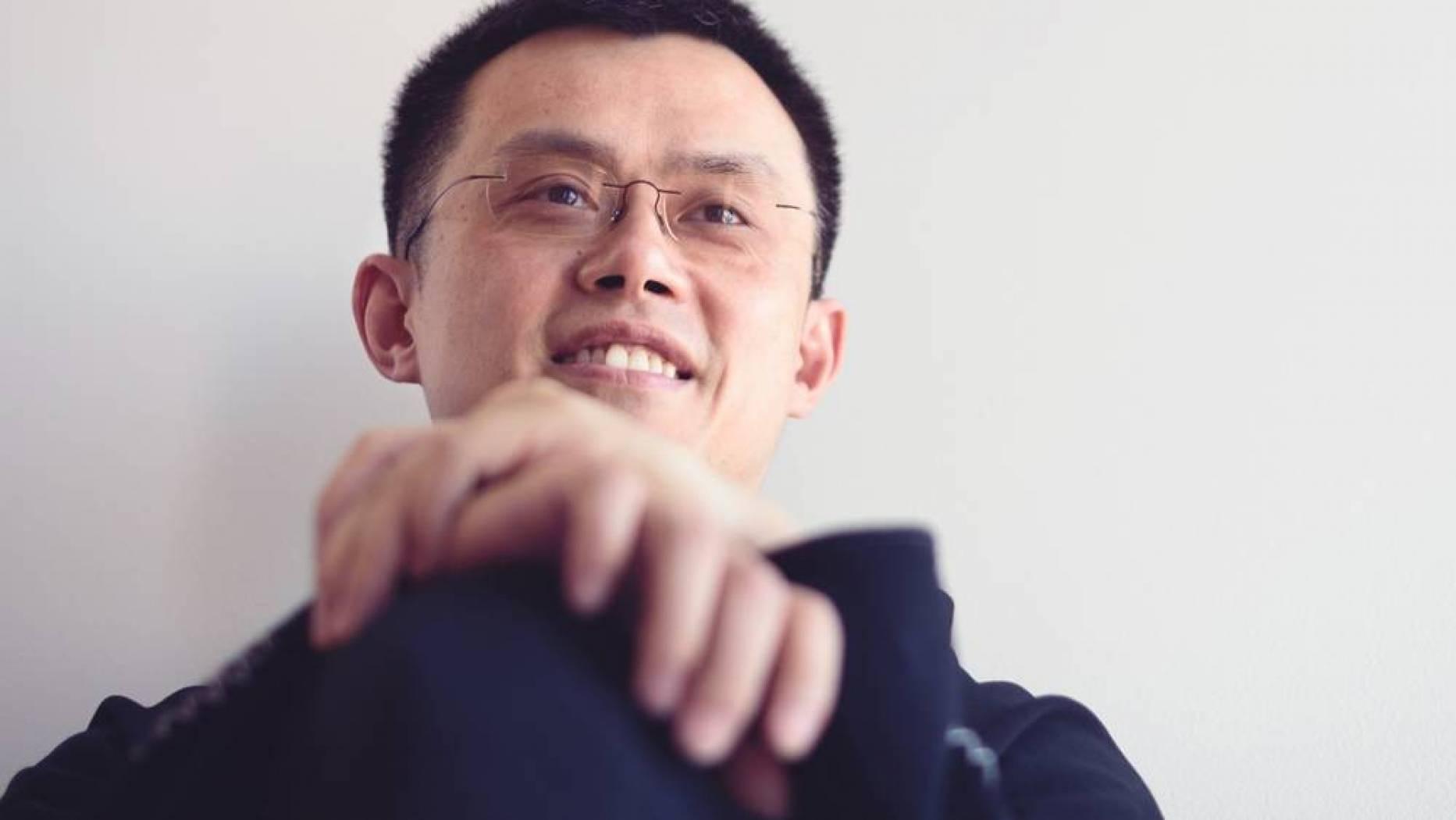 Чанпэн Чжао Binance Trust Wallet