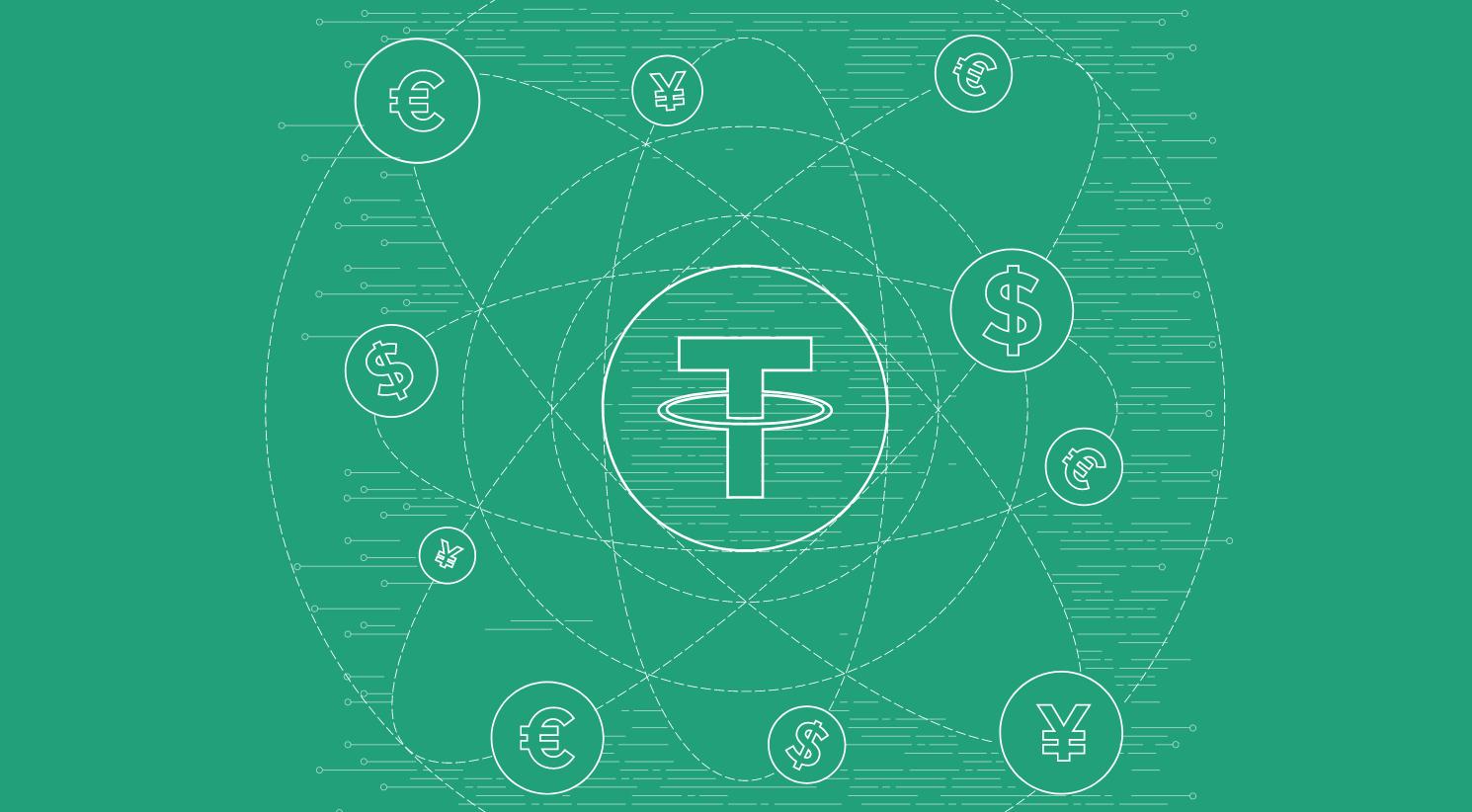 WSJ: Загадочный Tether, криптовалютный цифровой доллар