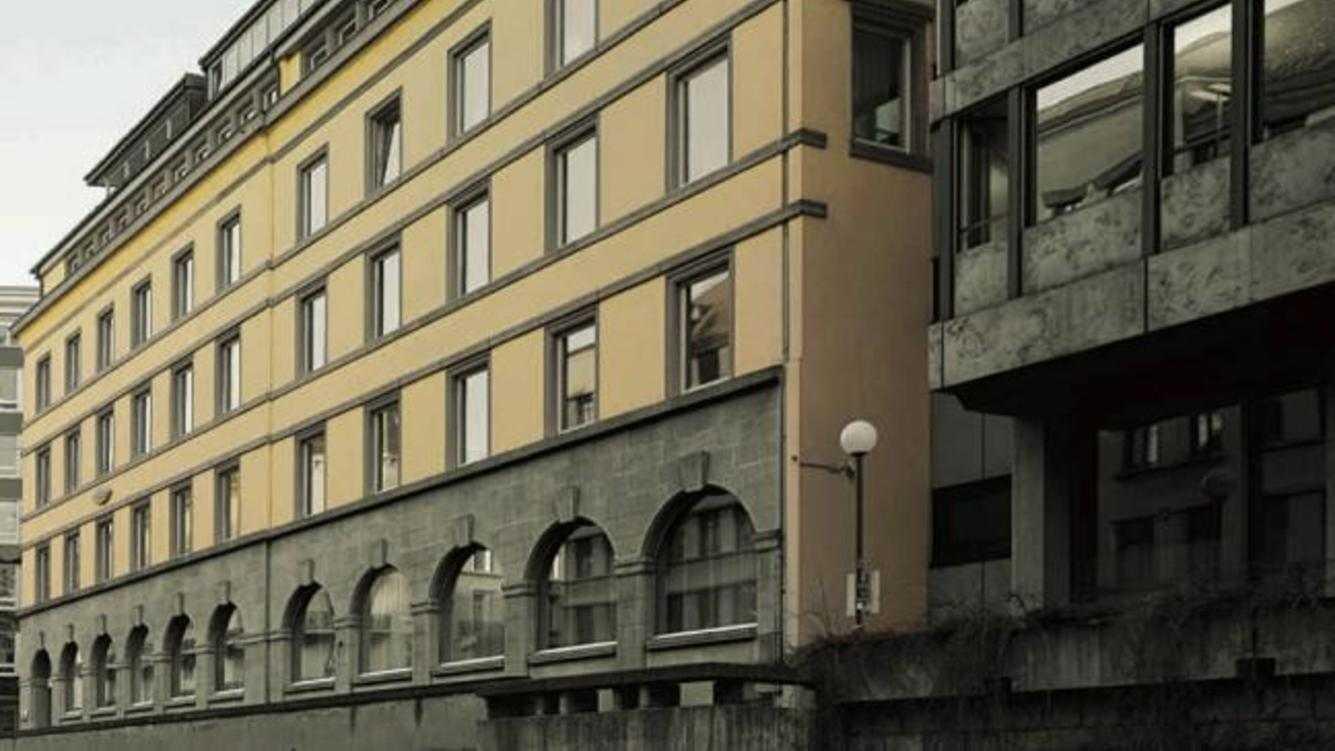 Maerki Baumann Private Bank криптовалюты Швейцария