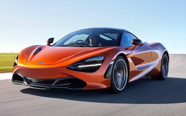 McLaren 2018 года