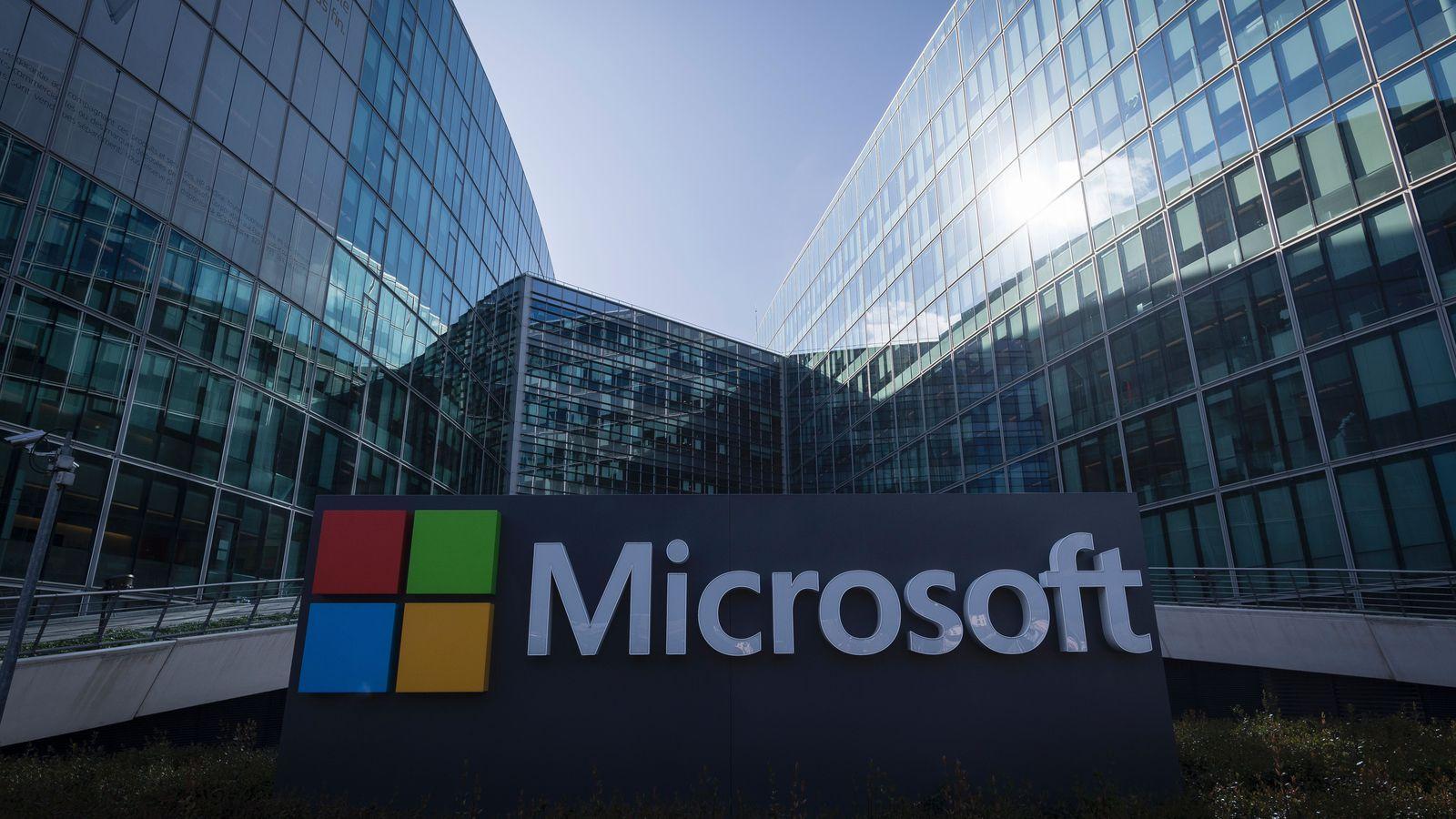 Microsoft патенты блокчейн