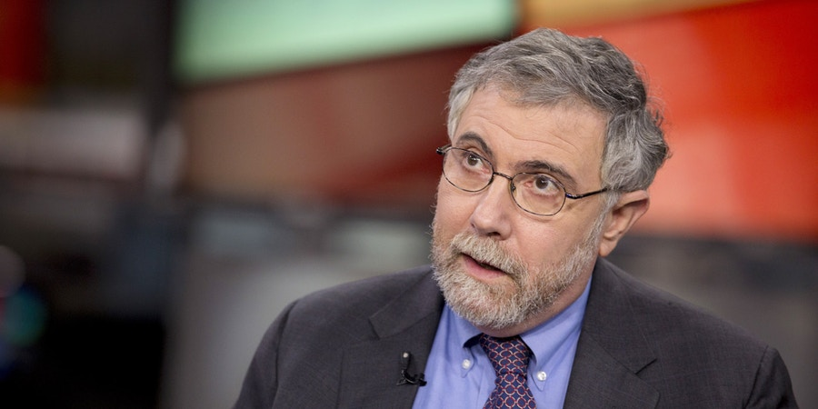 Нобелевский лауреат Пол Кругман: Биткоин тянет нас на 300 лет назад