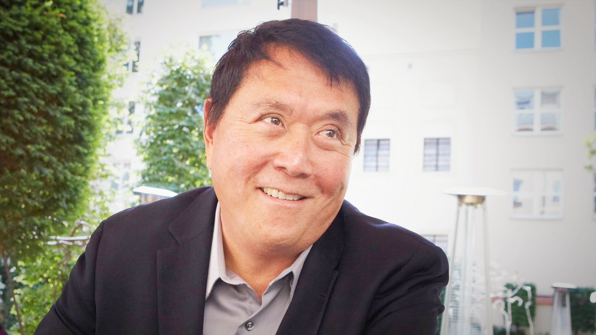 Роберт Киойсаки биткоин фиатные валюты
