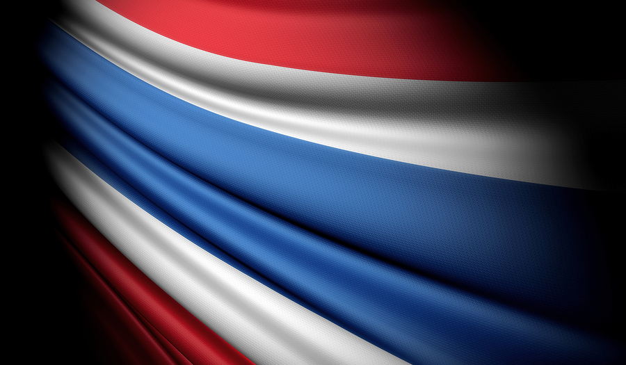 таиланд, флаг