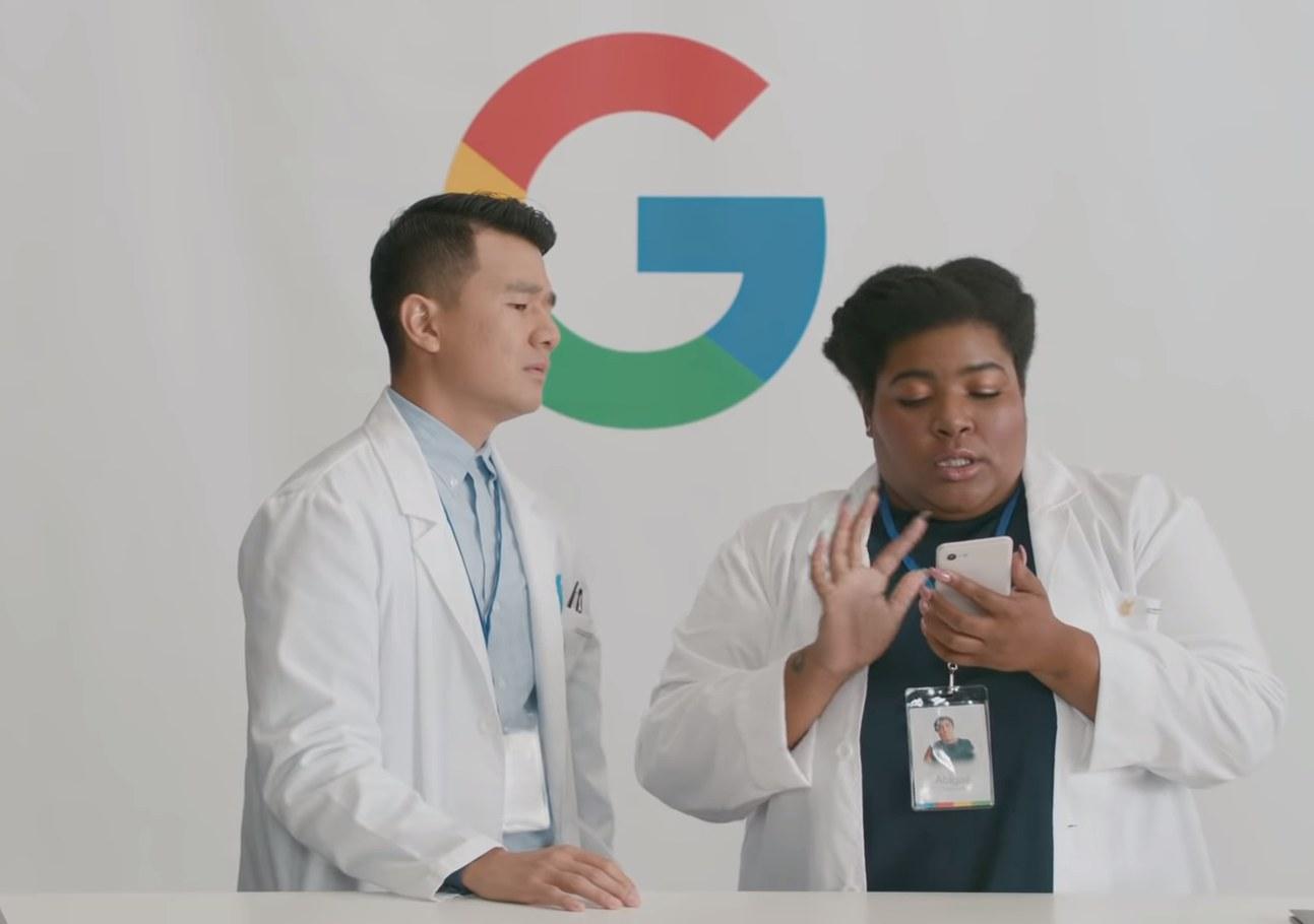 В рекламе своего нового смартфона Google решила пошутить о криптовалютах