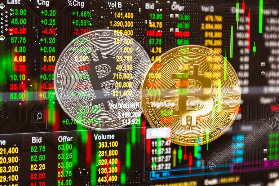 bigstock Bitcoin Business Crypto Curre 257674708 - Прогноз: Биткоину в декабре грозит откат до $6000
