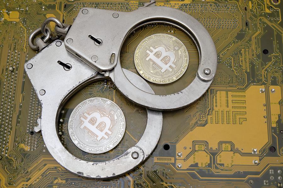 bigstock Two Real Bitcoins Coins Inside 241931635 - Chainanalysis: всего 1% биткоинов использовались в криминальных схемах