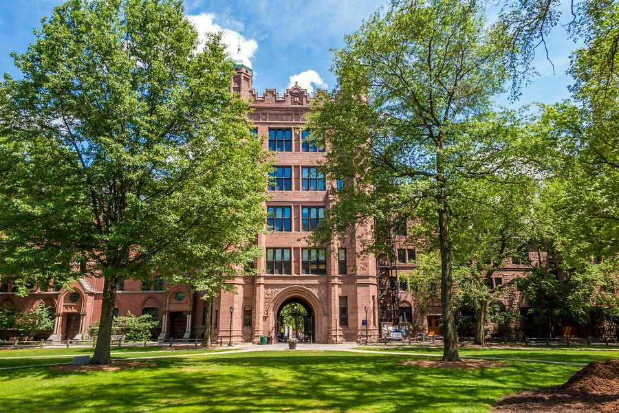Йельский университет стал инвестором криптовалютного фонда