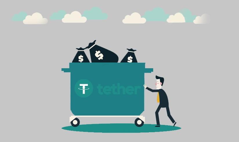 BitMEX Research: Tether в поиске новых резервных банков