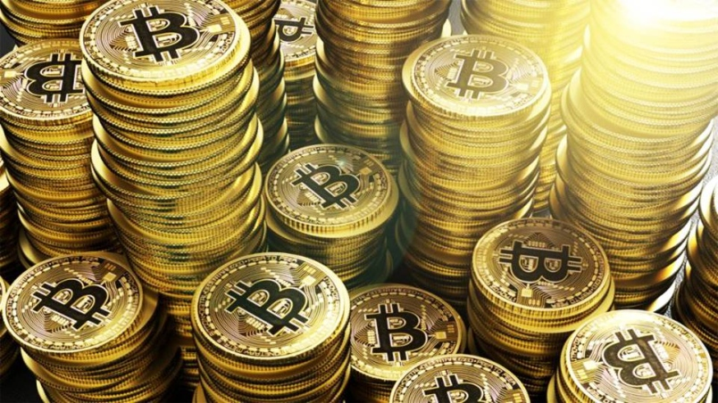 bitcoins - $100 млрд в биткоине не перемещались в течение всего прошлого года