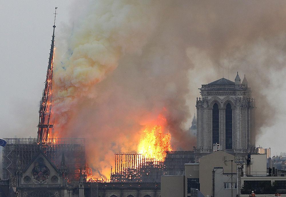 8937267 1384670 - Создан криптокошелёк для сбора средств на восстановление Собора Парижской Богоматери