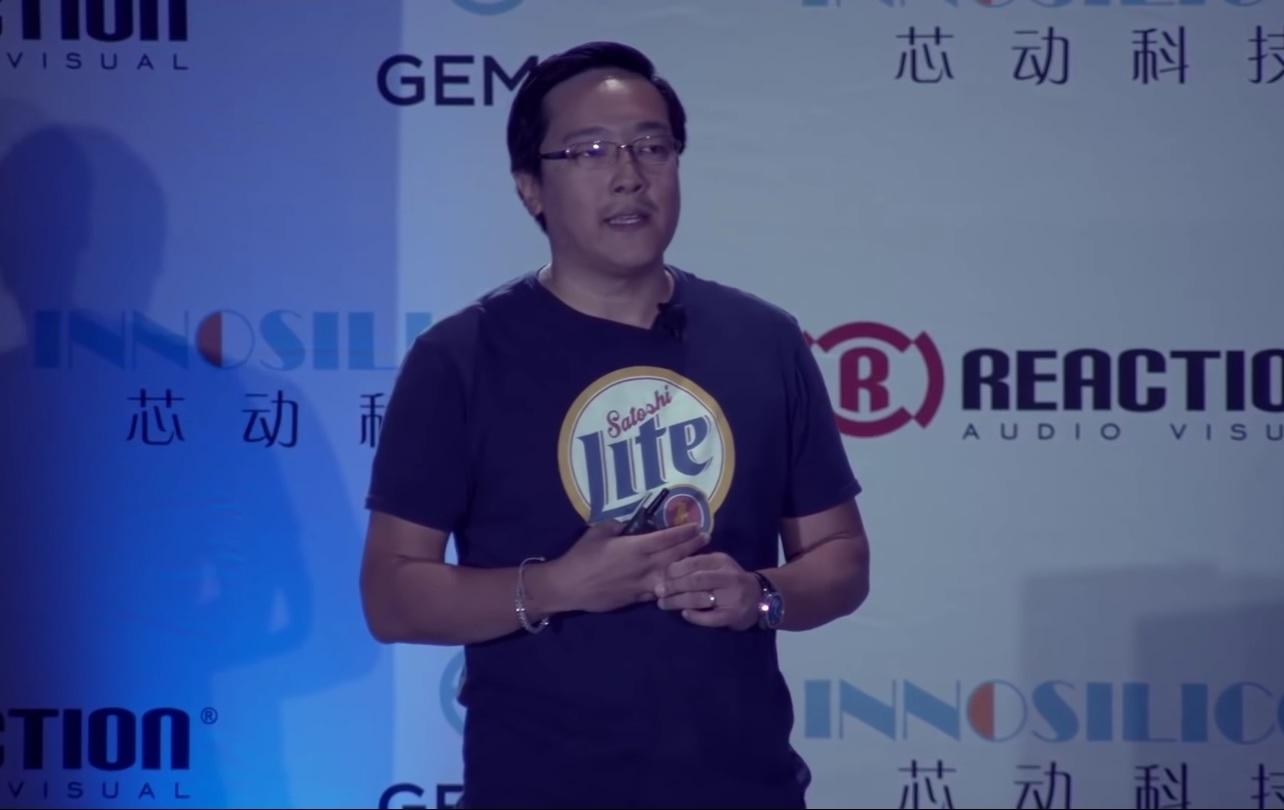 255 - Чарли Ли объяснил, почему в 2019 году не зафиксированы изменения кода лайткоина