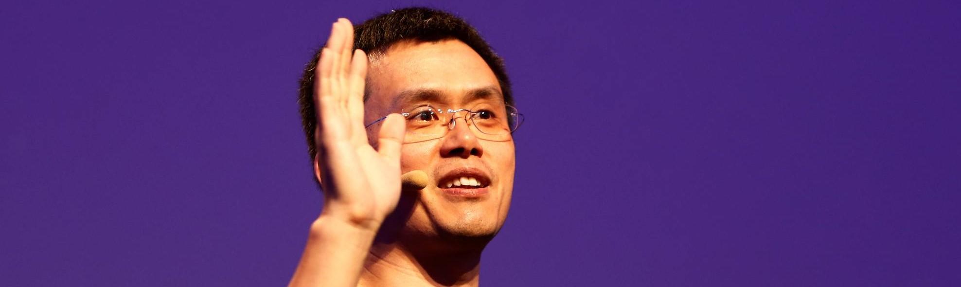 changpeng zhao ntb - Чанпэн Чжао: Binance пока не планирует работать в Китае