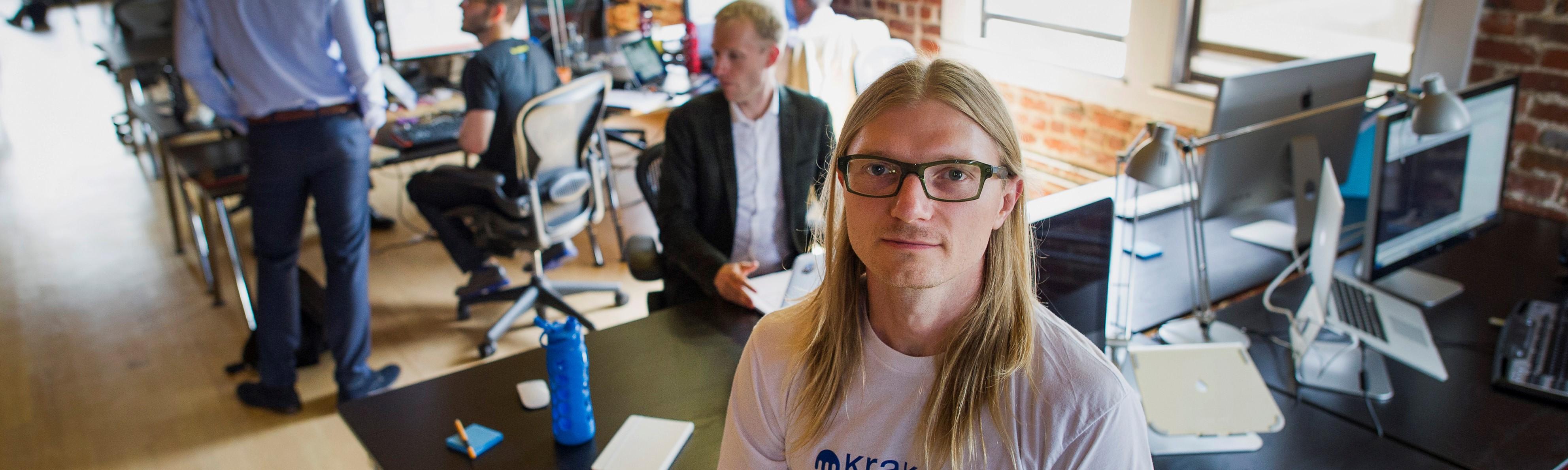 Криптобиржа Kraken планирует провести прямой листинг акций в 2022 году