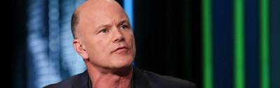 Майк Новограц прокомментировал падение биткоина до $43 000