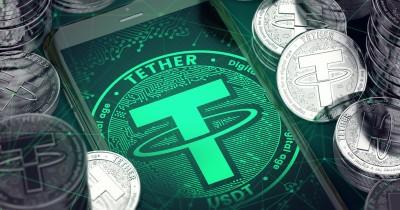 Почти 50% сделок с биткоином осуществляются в паре с Tether