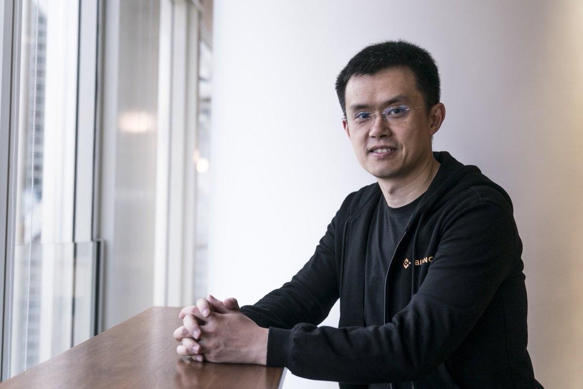 2505 - Чанпен Чжао продемонстрировал первое использование карты Binance Card