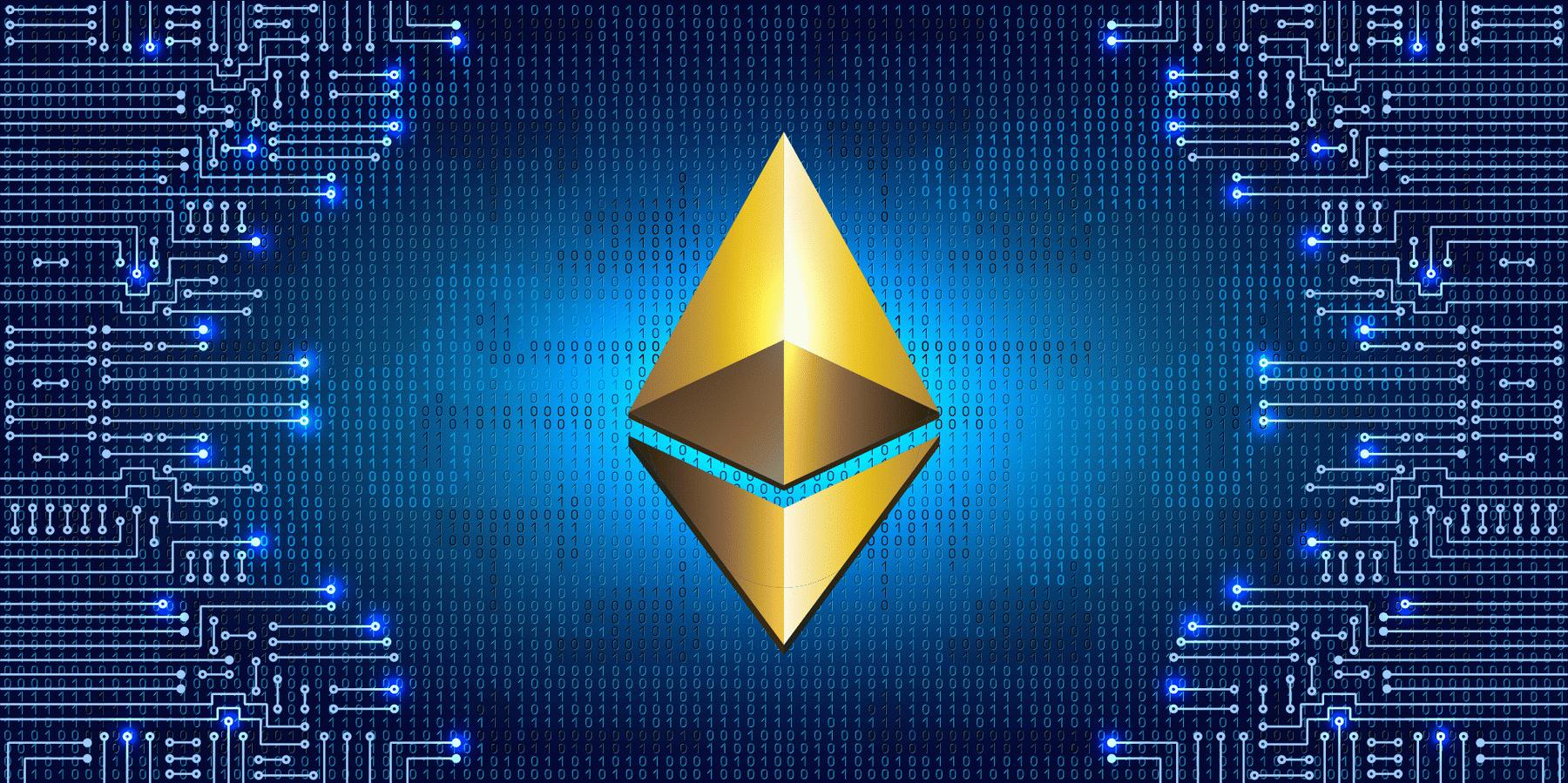 ethereum - Эфир прибавляет в цене на фоне рекордно высокой сетевой активности