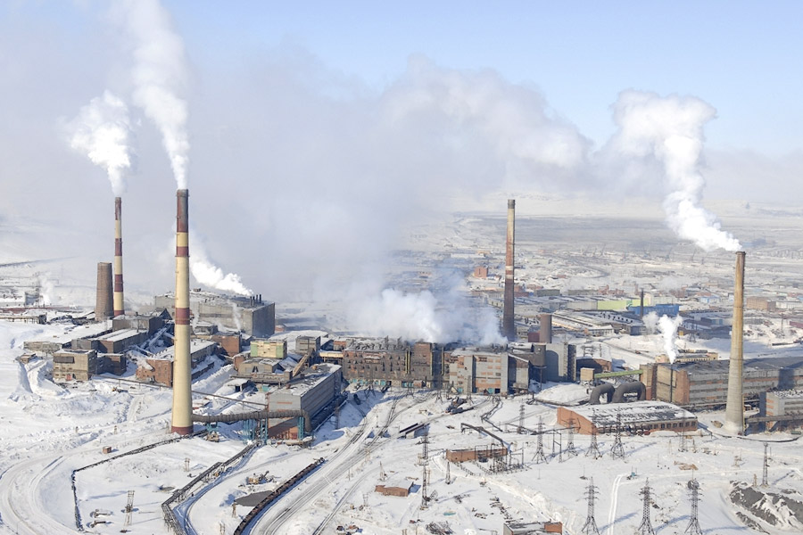 На одном из предприятий «Норникеля» запустили гигантскую майнинг-ферму